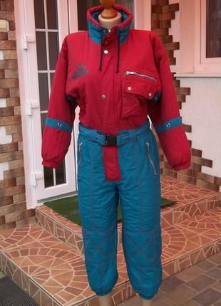 Лыжный комбинезон костюм на рост 140-145 см