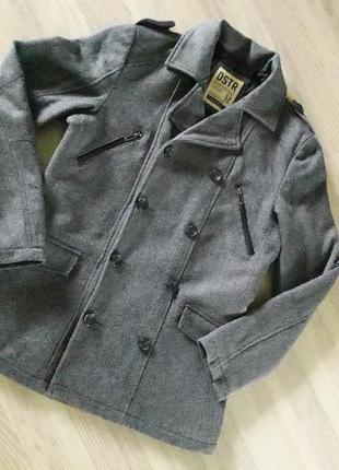 Стильное итальянское пальто