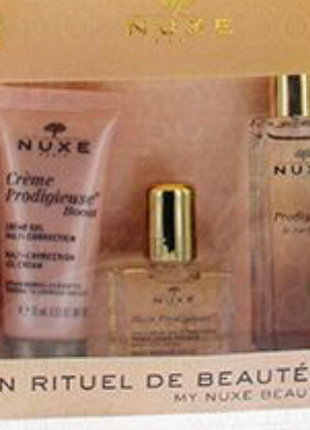 Французкий набор my nuxe beauty ritual