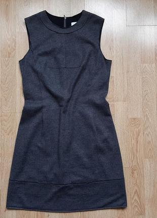 Платье st. emile (100% шерсть), р.36