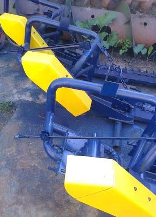 Косилка(косарка) тракторная пальцевая КТП - 1.5