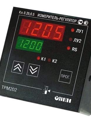 Терморегулятор ОВЕН ТРМ202