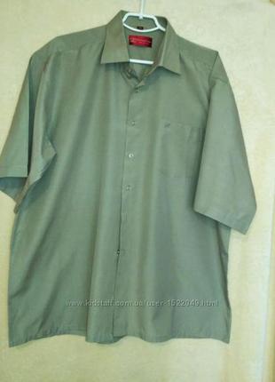 Классная фирменная рубашка , размер 54-56 на рост 182-188 см.