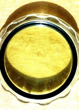 Насадочная линза Ж 1,4× 40.5×0.5, Светофильтр Желтый