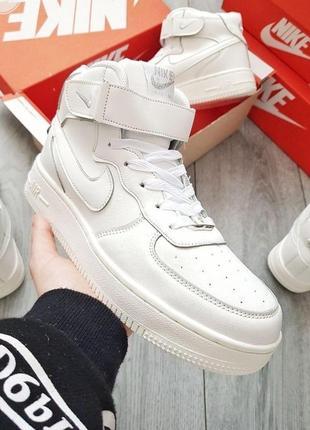 Крутые зимние ботинки на меху кроссовки мужские