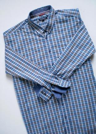 Рубашка большого размера