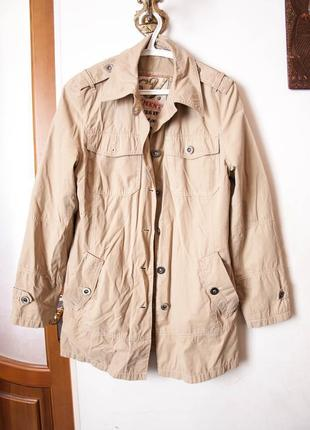 Суперская куртка, очень нежная и лёгкая