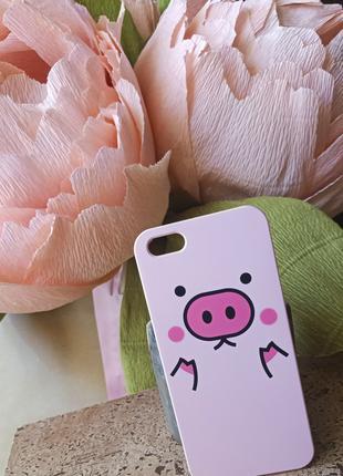 РАСПРОДАЖА! Пластиковый чехол на айфон iPhone 5