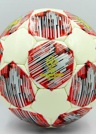 Мяч футбольный №4 Champions League MADRID 2019