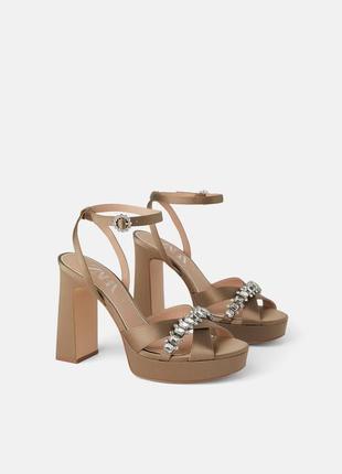 Zara сандали босоножки туфли