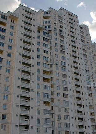 1 ком-я на Троещине,ул.Милославская№47,Метро Оболонь-Лесная