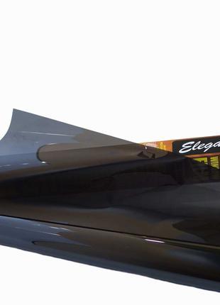Пленка тонировочная Elegant 50х300 см 15% Dark Black. Пленка д...