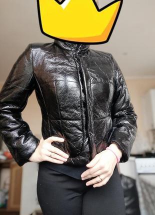 Курточка-пиджак женская