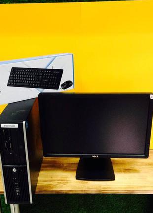 Системний блок HP elite 8200 Core i3-2100 / 4gb / 250gb+ Монитор