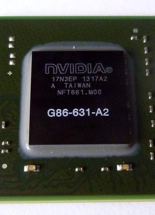 Чип Микросхема Nvidia G86-631-A2   видеочип GeForce 8400M GS
