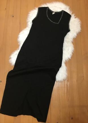 Трикотажна сукня, сарафан шерсть