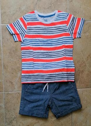 Набор шорты и футболка