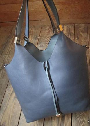 Сумка-шоппер parfois сумка через плечо