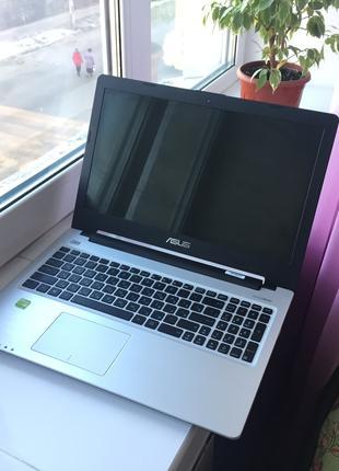 Игровой ноутбук Lenovo /i5-3317/8 RAM/500HDD/GeForce GT 740m на 2