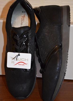 Tamaris кроссовки женские, 39й размер.