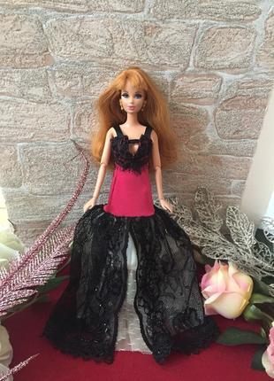 Платье для барби одежда barbie