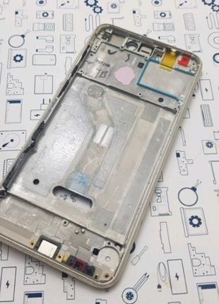 HuaweiP8 lite 2017 PRA-LA1 рамка серая