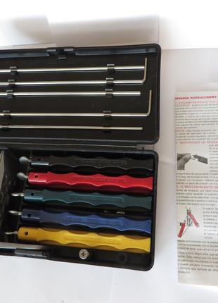 Набір для заточки ножів molibao deluxe sharpening system
