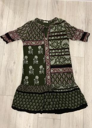 Promod платье к новому году