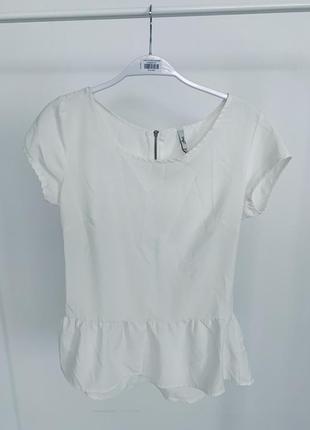 Белая блузочка