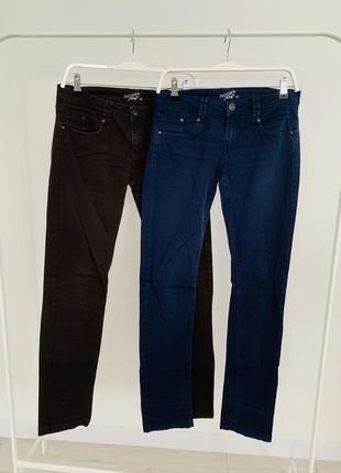 Комплект из 2х пар джинс