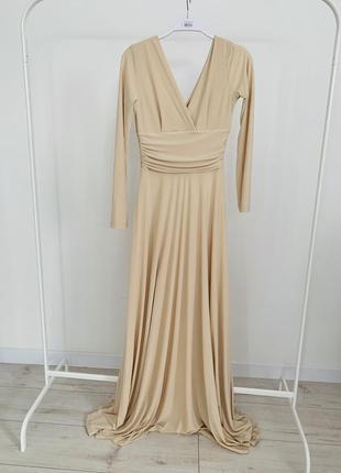 Роскошное вечернее выпускное платье