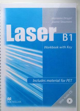 Laser B1 Workbook with key