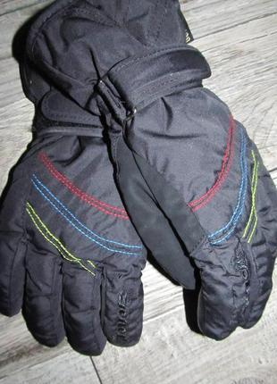 Лыжные перчатки ziener  gore-tex  р.7,5
