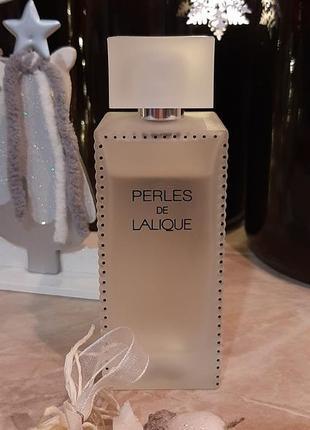 Парфюмированная вода lalique perles de lalique, пробник 10 мл