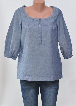 Шикарная блузка из 100% хлопка