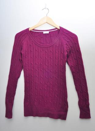 Облегающий свитер