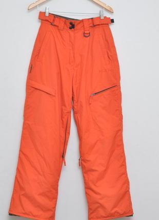 Лыжные штаны. теплые спортивные штаны. зимние штаны спорт. pulp.