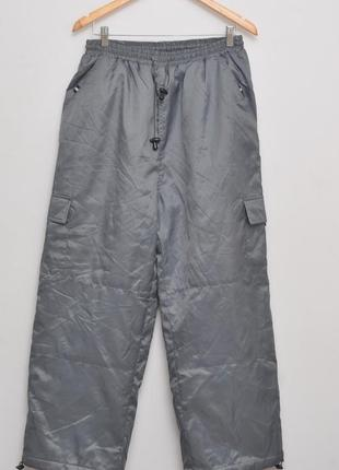 Лыжные штаны, теплые зимние штаны. водонепроницаемые штаны. сп...