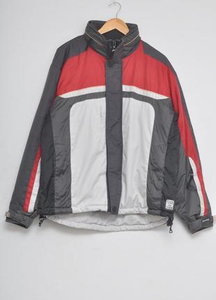 Rodeo куртка лыжная мужская с капюшоном с системой recco