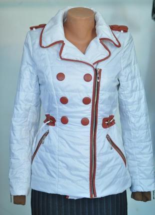 """Куртка на осень в стиле """"милитари""""."""