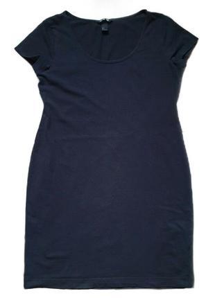 Трикотажное платье h&m, р.l.