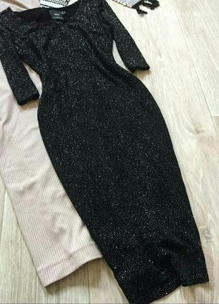 Плаття з блискітками asos /сукня/платье с блестками