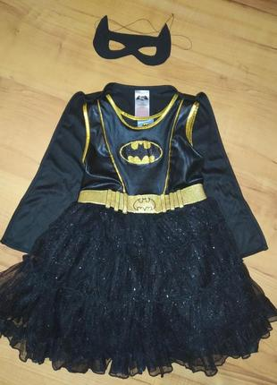 Костюм новогодний бэтмен, бетмен девочка, batgirl детский на 5...