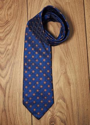 Стильний шовковій галстук  carnaval de venise