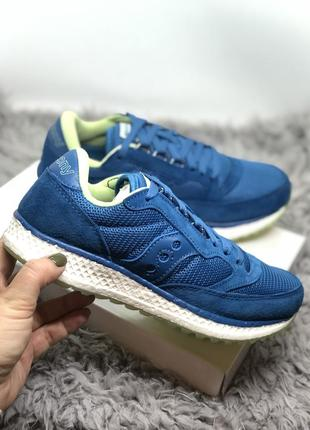 Синие спортивные кроссовки оригинал