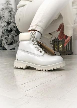 Ботинки timberland (зима)