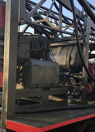 Буровая установка УКБ-500 платформа (СКБ-500)