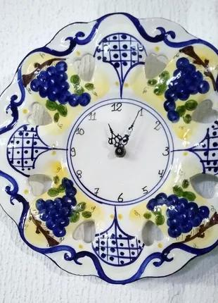 Винтажные часы ручной работы