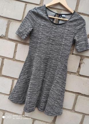 Тёплое платье маленького размера раз.xs