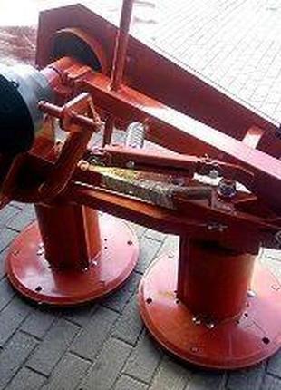 польська роторна косарка WIRAX 1,25 Віракс Виракс від 19 к.с